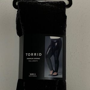Torrid Sequence Leggings